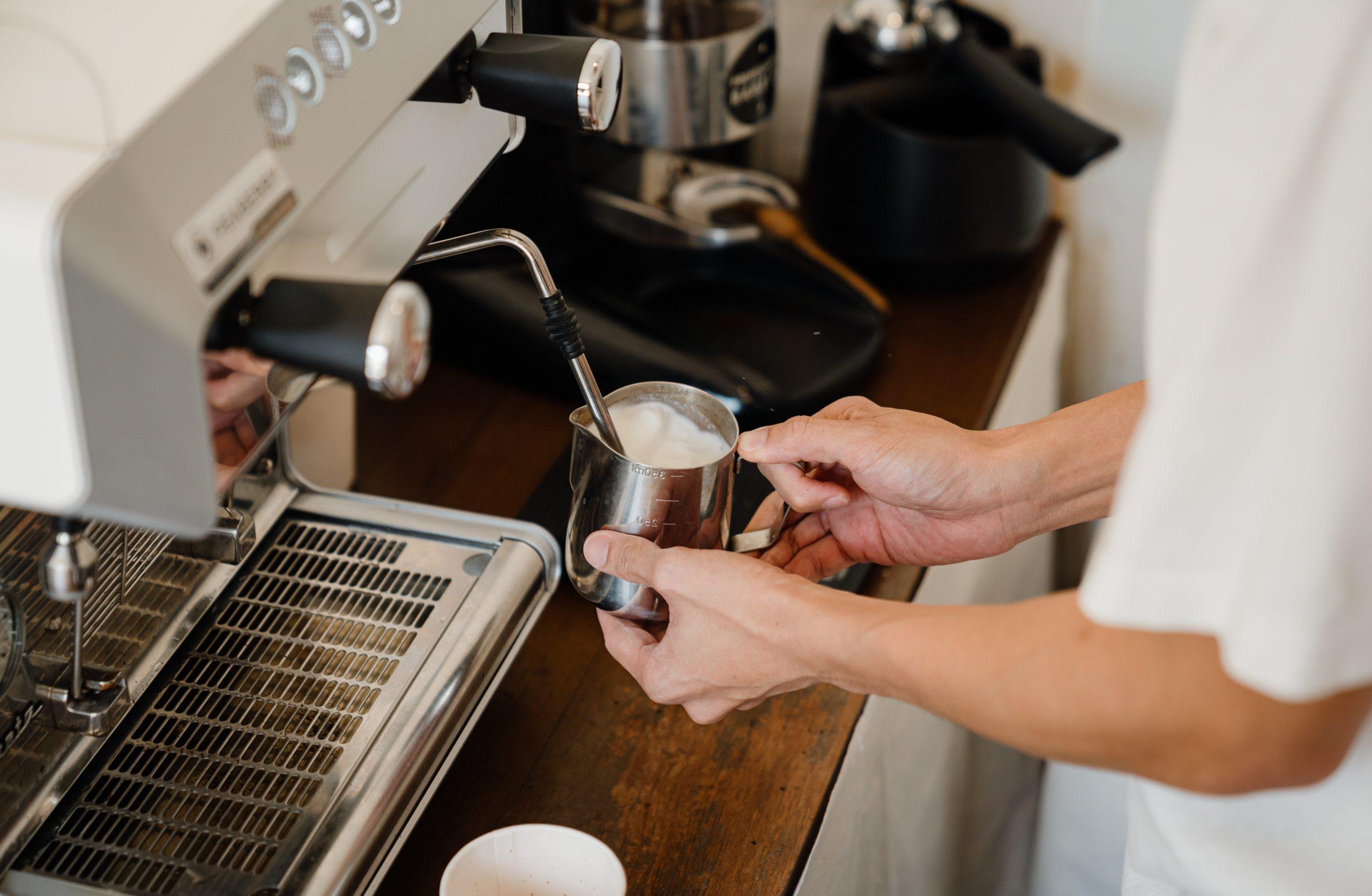 Espresso machine repair Vancouver